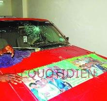 SICAP BAOBAB - Attaqué par les jeunes de la Coalition Sopi : Barthélémy Dias riposte par des coups de feu