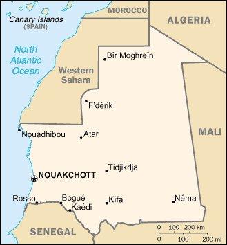 Mauritaniens noirs tués entre 1989 et 1991: La junte annonce des réparations