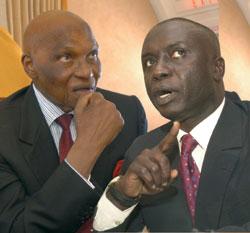 ME ABDOULAYE WADE RECOIT EN AUDIENCE ALIOUNE BADARA NIANG: Négociations autour du retour d'Idrissa Seck ?