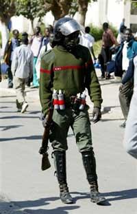 SENEGAL:Une violence policière secoue le lycée mixte Maurice Delafosse