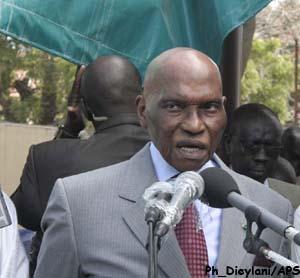 Le président Wade sollicité pour une médiation en Mauritanie