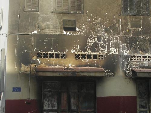 INCENDIE D'UN IMMEUBLE A COLOBANE : Des dégâts matériels estimés à plus de 30 millions de francs