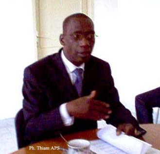 CRISE A AND-JËF/PADS: Cheikh Tidiane Sy se range du côté de Mamadou Diop Decroix