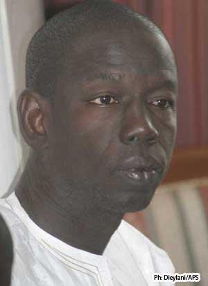 KAFFRINE: Abdoulaye Wilane coiffe Matty Sy Diallo au poteau