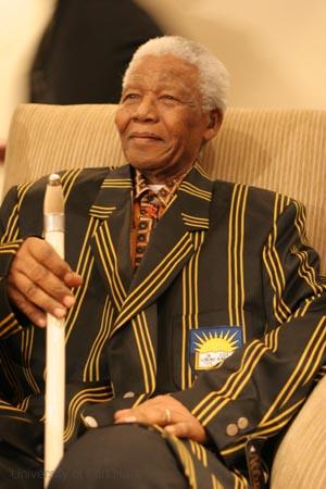 FIN DE CAMPAGNE EN AFRIQUE DU SUD : Mandela rappelle l'Anc à ses devoirs