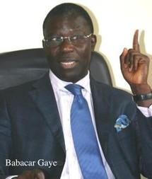DIRECTEUR DE CABINET DE WADE: Babacar Gaye quitte le Palais