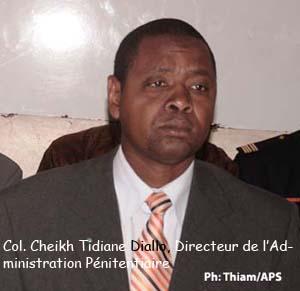 SENEGAL: Le directeur de l'administration pénitentiaire promet d'améliorer les conditions de vie des détenus