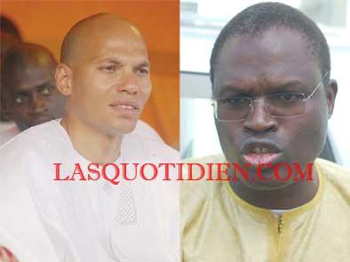 COUP DE FIL DU FILS DU PRESIDENT AU NOUVEAU MAIRE DE DAKAR: Ce que Karim Wade a dit à Khalifa Sall