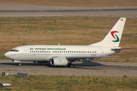 AVIATION : Air Sénégal arrête tous ses vols