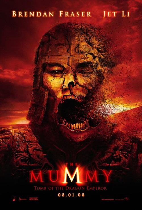 [ FILM INTEGRAL ] La momie 3 (The Mummy 3: Tomb of the Dragon)