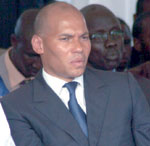 REPARTITION DES SERVICES ENTRE LES MINISTERES : Karim Wade rafle tout et relègue Ablaye Diop au rang de...comptable