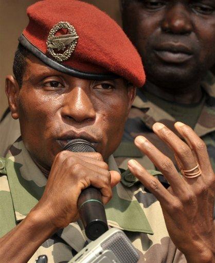 Guinée : Le Capitaine Dadis Camara ne sera pas candidat à l'élection présidentielle