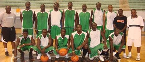 """BASKET-TOURNOI ZONE 2 (15 AU 21 MAI): 12 """"Lions"""" pour la """"bataille"""" de Bamako"""