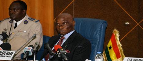 DIVERSIFICATION DES MODES DE FINANCEMENT FACE A LA CRISE: Wade « vend » le modèle AIBD à l'Afrique…