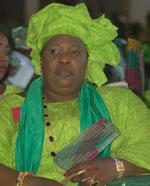 LOUGA: Aminta Mbengue Ndiaye appelle à un ''réaménagement'' de la ville