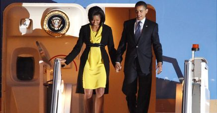 VISITE EN AFRIQUE: Obama et Michelle zappent le Sénégal