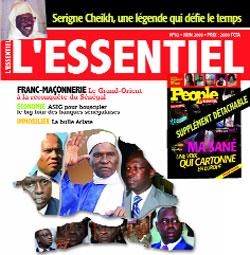 SAISIE DU 2E NUMÉRO DE « LESSENTIEL »: Moustapha sow dénonce