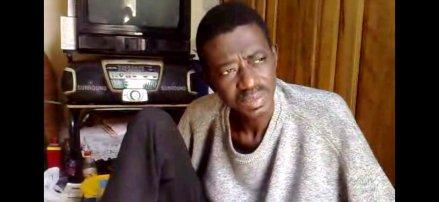 [ VIDEO ] Exclusif WEB : Cet homme va mourir dans quelques jours...