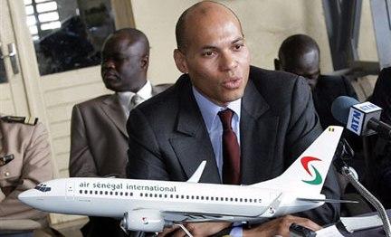AUDIENCE AVEC KARIM WADE: Deux grandes banques donnent leur accord pour investir dans la nouvelle compagnie qui remplacera Air Sénégal