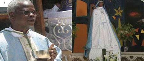 121EME EDITION DU PELERINAGE DE POPENGUINE: L'Evêque fait le procès des politiciens