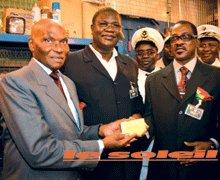 LE CHEF DE L'ÉTAT A L'INAUGURATION DES MINES DE SABODOLA : « Le Sénégal est entré dans le cercle des pays producteurs d'or »