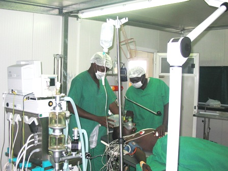 L'Hôpital général de Grand Yoff va mal : Les travailleurs réclament un milliard 300 millions pour sortir du coma