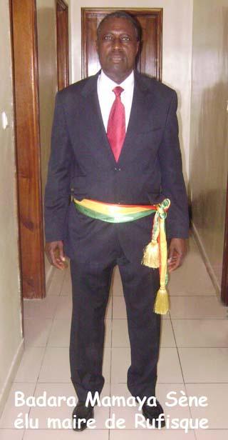 MAIRIE DE RUFISQUE : Mamaya Sène met à nu la gestion de Ndiawar Touré