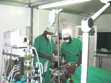 SIT IN A L'HOPITAL ARISTIDE LEDANTEC DE DAKAR: Les médecins en spécialisation paralysent le système