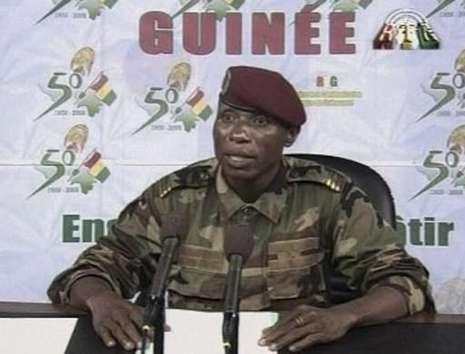 GUINEE CONAKRY: Violente sortie de Dadis contre l'ambassadeur d'Allemagne