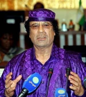 AL-QAÏDA EN IRAK : Kadhafi accuse les Etats-Unis