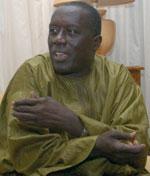 LANDING SAVANE : « Ceux qui organisent ce congrès ne sont pas membres des instances du parti »