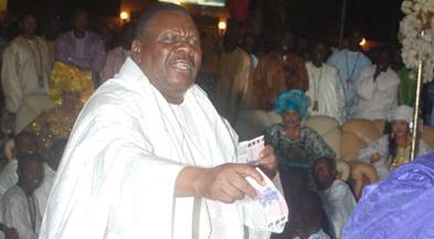 Samedi 4 juillet 2009 : Un milliard de francs pour Béthio Thioune