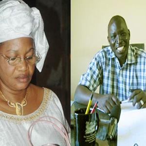 PROCÈS WEEKEND MAGAZINE/AIDA MBODJI : Mame Sèye Diop et Pape Samba Diarra condamnés à 3 mois ferme