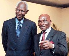 Wade face à Diouf aux obsèques de Bongo : haine ou mépris ?