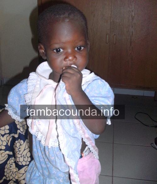 TAMBA: Une fillette abandonnée par sa mère au quartier Médinacoura