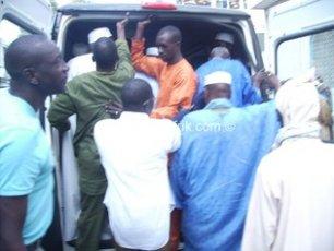 Le calvaire de landing Savané: trois de ses militants arrêtés.