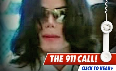 [ EXCLUSIVE - AUDIO ] MICHAEL JACKSON: L'appel 911 (Urgences)
