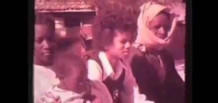[ VIDEO ] VISITE DE MICHAEL JACKSON AU SENEGAL (1974)