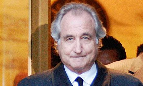 GIGANTESQUE ESCROQUERIE AUX USA : Madoff condamné à 150 ans de prison