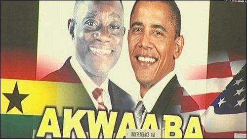 Obama et l'Afrique : un choix ghanaen