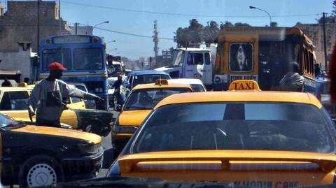 CIRCULATION: Sortir ou entrer à Dakar est pire que l'enfer