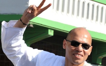 [ INSOLITE ] Karim Wade Jockey
