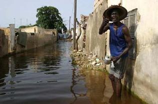Après les premières pluies de la semaine : La banlieue dakaroise sous la hantise des inondations