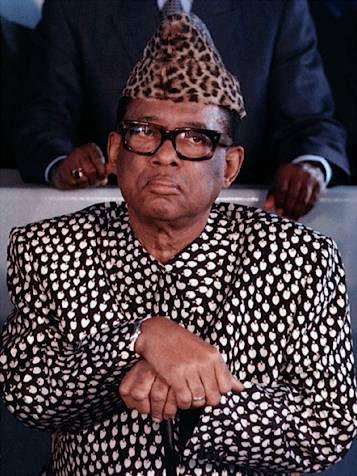 Les fonds de Mobutu en Suisse seront remis à sa famille