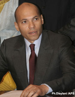 Gestion de l'Anoci : L'Armp va fouiller Karim Wade