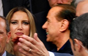 J'ai enregistré ma nuit avec Berlusconi