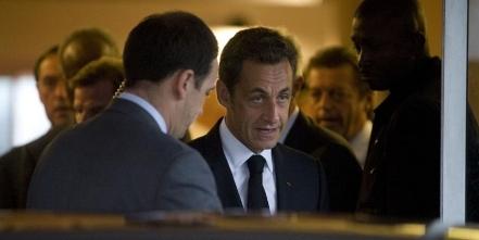 Nicolas Sarkozy hospitalisé après un malaise