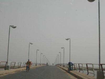 CASAMANCE- Le Pont Emile Badiane: Le second « Joola » qui menace les populations