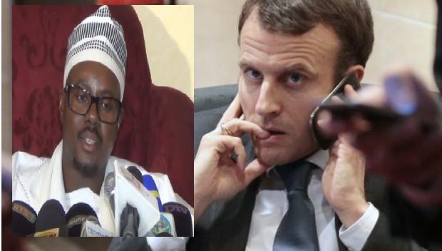 Serigne Bass Abdou Khadre : « Emmanuelle Macaron m'a dit… »