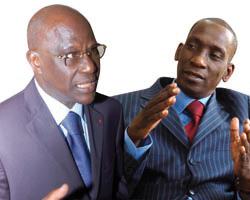 Bataille pour le récépissé de Aj : Cheikh Tidiane Sy arbitre en faveur de Decroix